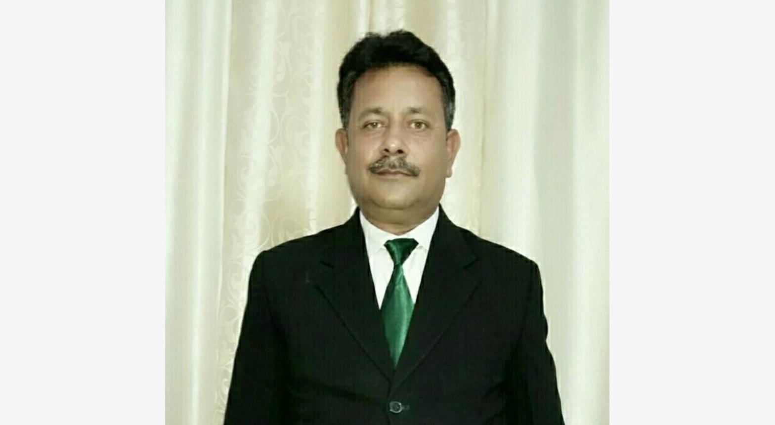 Raghvendra Pratap Tripathi